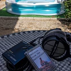 DD33 with mixtape and pool